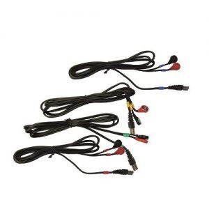 Cables compex à snap - kiné diffusion