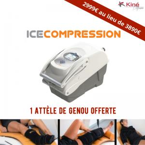 Moove - compression glacée - kiné diffusion