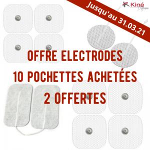 Offre electrodes - kiné diffusion